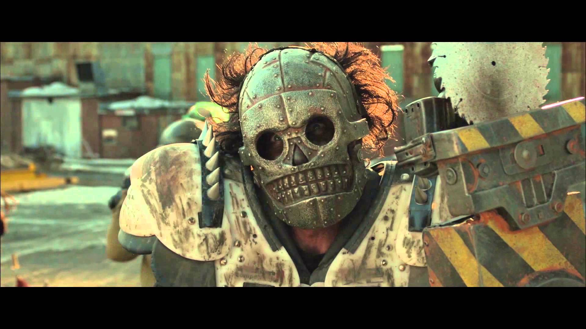 Skeletron Turbo Kid Actor