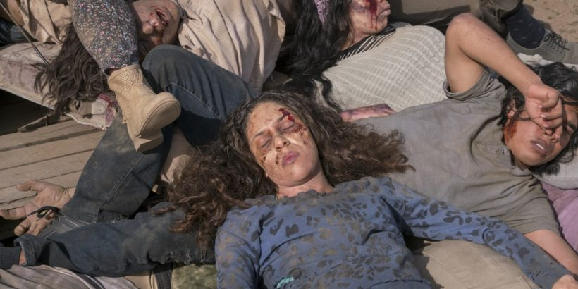 - Fear The Walking Dead _ Season 2, Episode 06 - Photo Credit: Richard Foreman, Jr/AMC