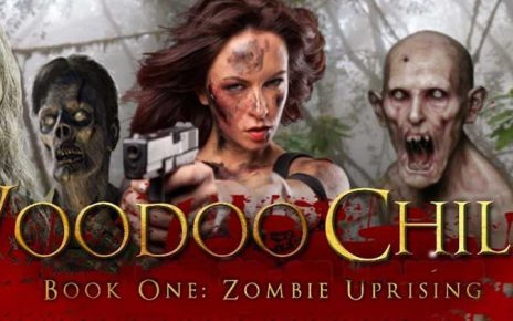 Voodoo Child - Book One: Zombie Uprising
