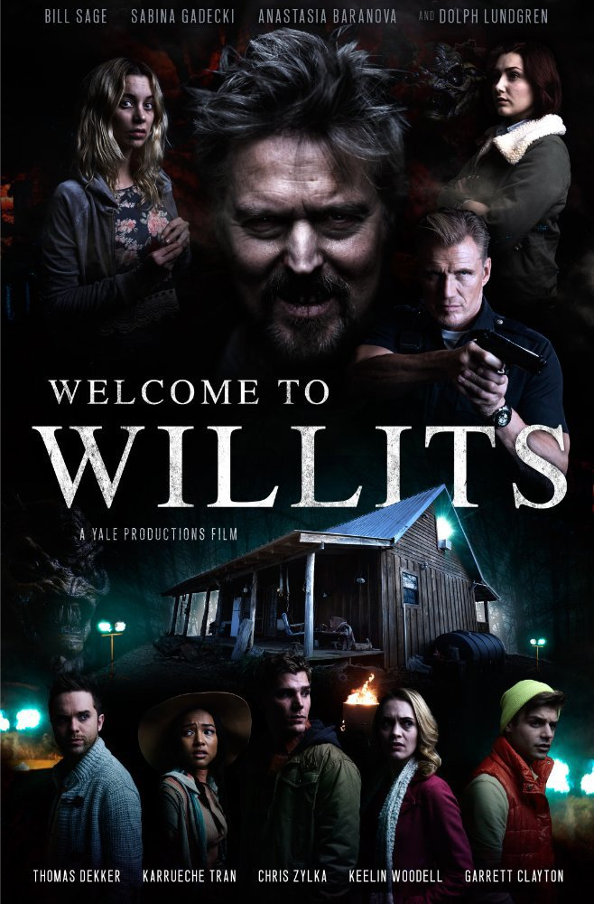 Welcome to Willits - poster