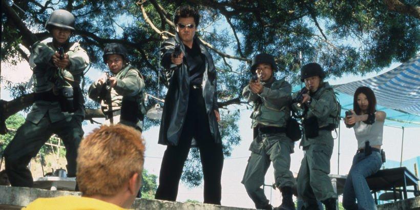 Dead or Alive: Final - Guns