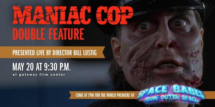 Maniac Cop Double Feature