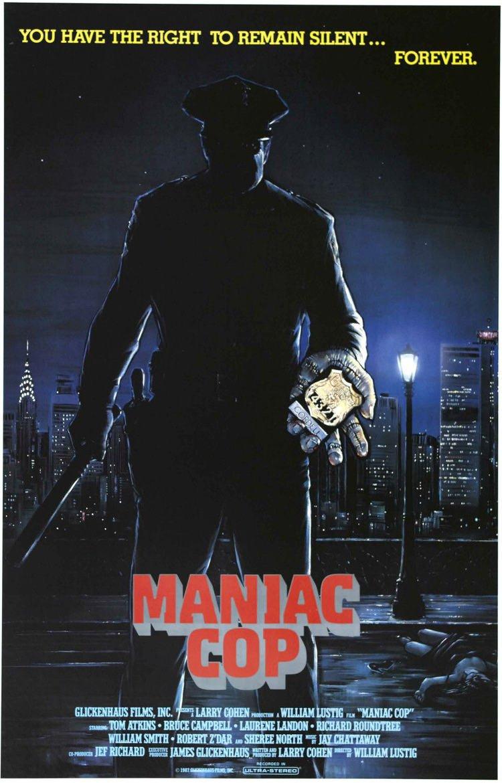 Maniac Cop Poster