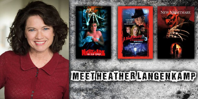 Meet Heather Langenkamp