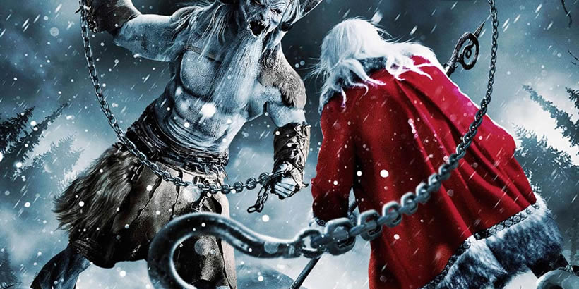 A Christmas Horror Story 2015.A Christmas Horror Story 2015 Perfectly Blends The