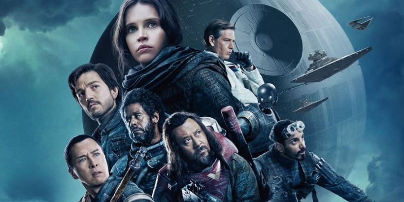 Rogue One A Star Wars Story 2016 Get It In Your Hands Like The Death Star Plans Gruesome Magazine