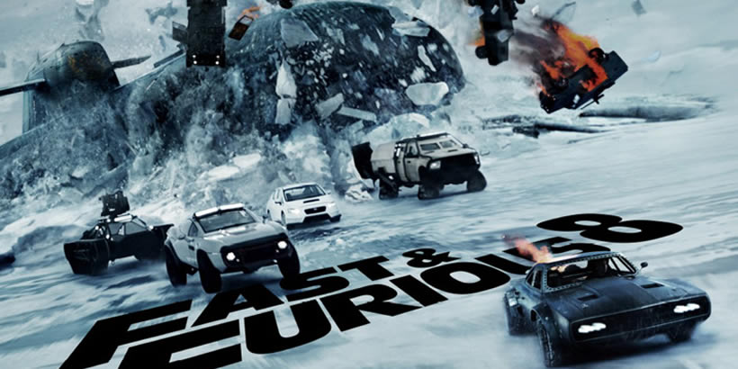 """The Fate of the Furious"""" (2017): Summer Arrives Early with this Fast Paced  Furious Blend of Bond, Superheroes, and Race Cars - Gruesome Magazine"""