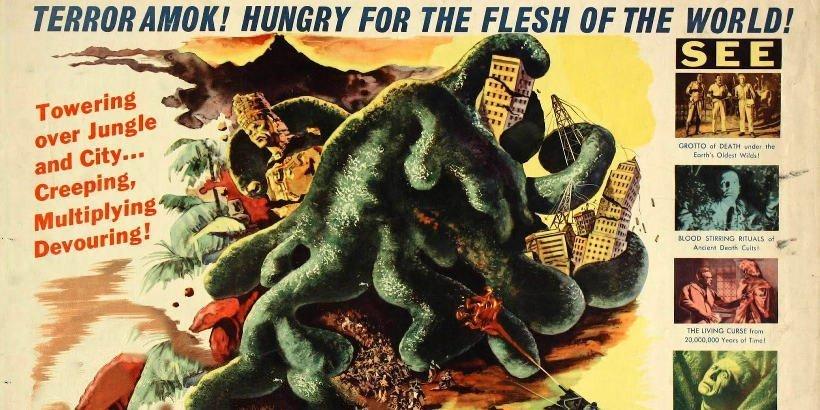 Caltiki: The Immortal Monster - header