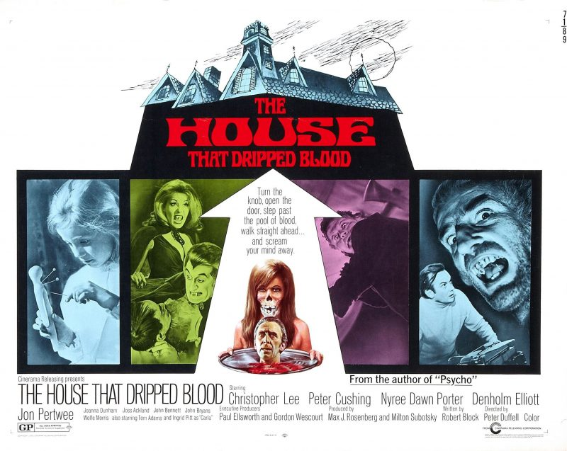 Podcast] The House That Dripped Blood (1971) — Episode 80