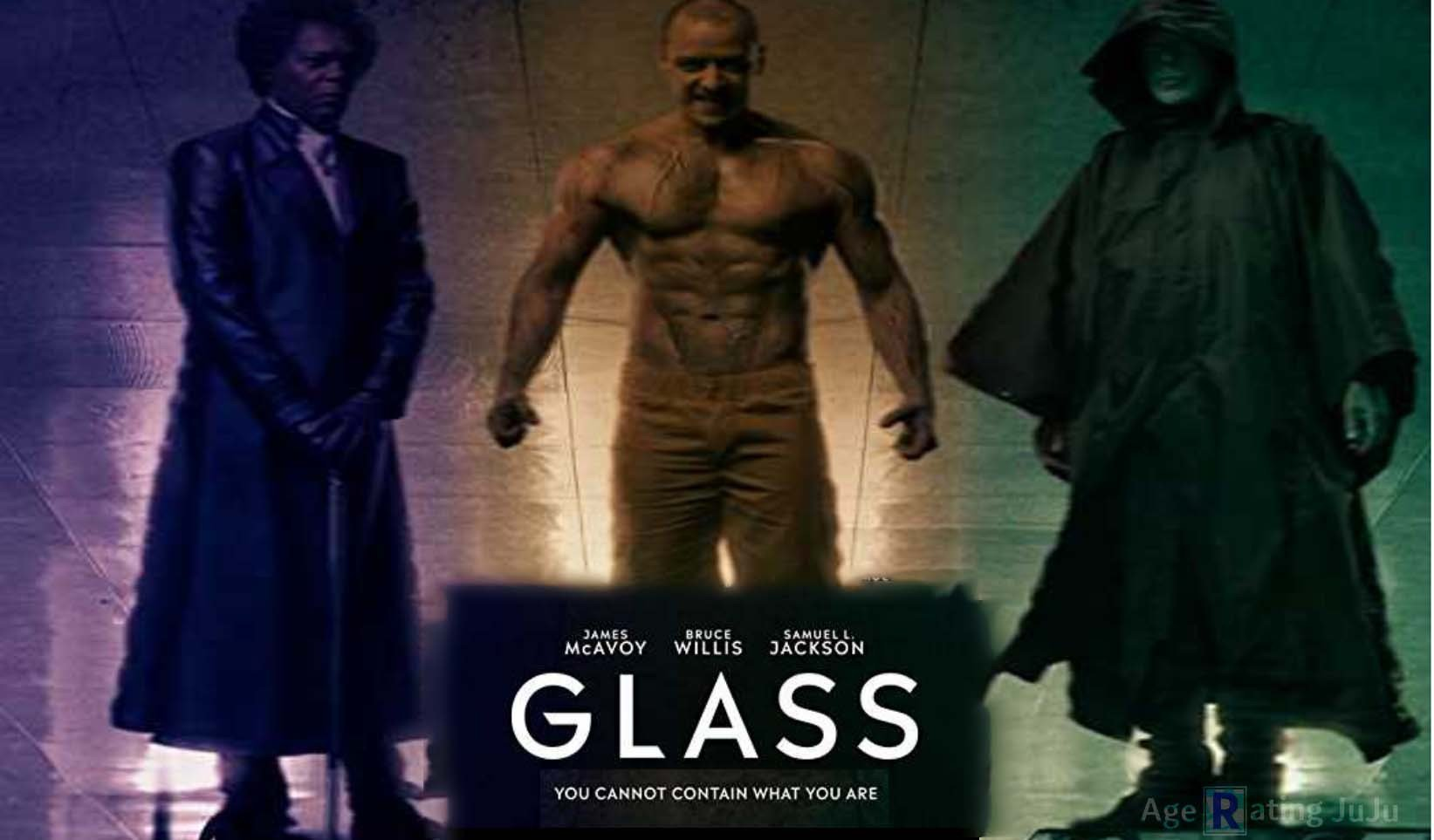 Posters Movie 2019 After: The Second Trailer For 'GLASS' Brings Us Lots Of Bad Guys