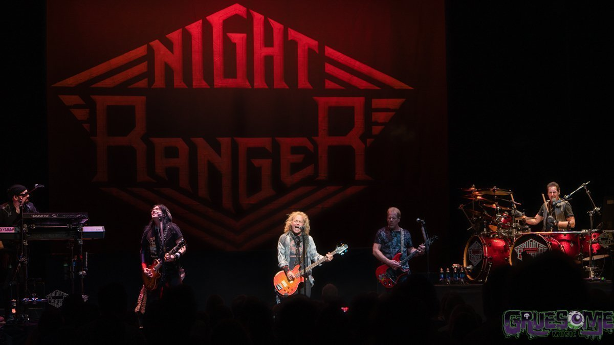 Show Review And Live Pics: Night Ranger