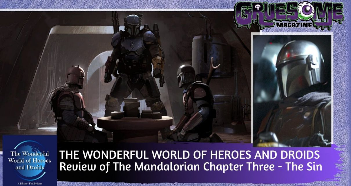 Review of The Mandalorian (Disney+) - Chapter Three - The Sin