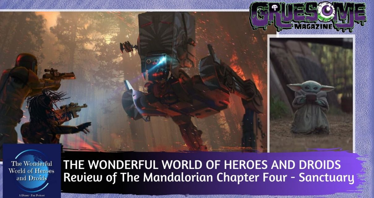 Review of The Mandalorian (Disney+) - Chapter Four - Sanctuary