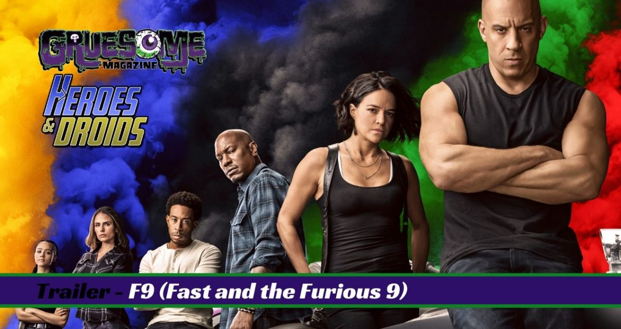 [Trailer] F9 - Fast and the Furious 9 (2020)