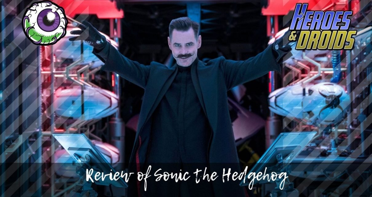 Review of Sonic the Hedgehog