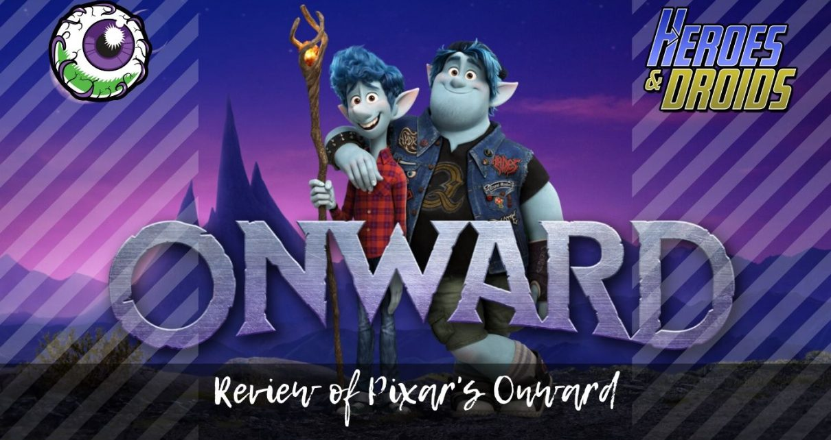 Review of Pixar's ONWARD