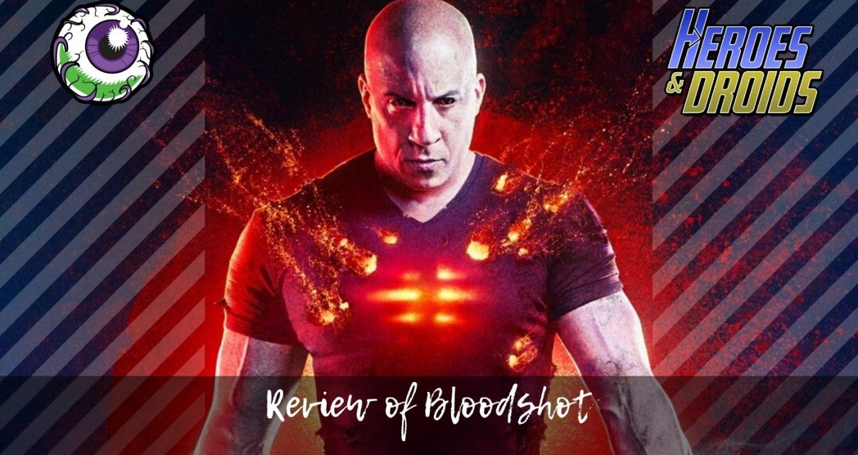 Review of Bloodshot