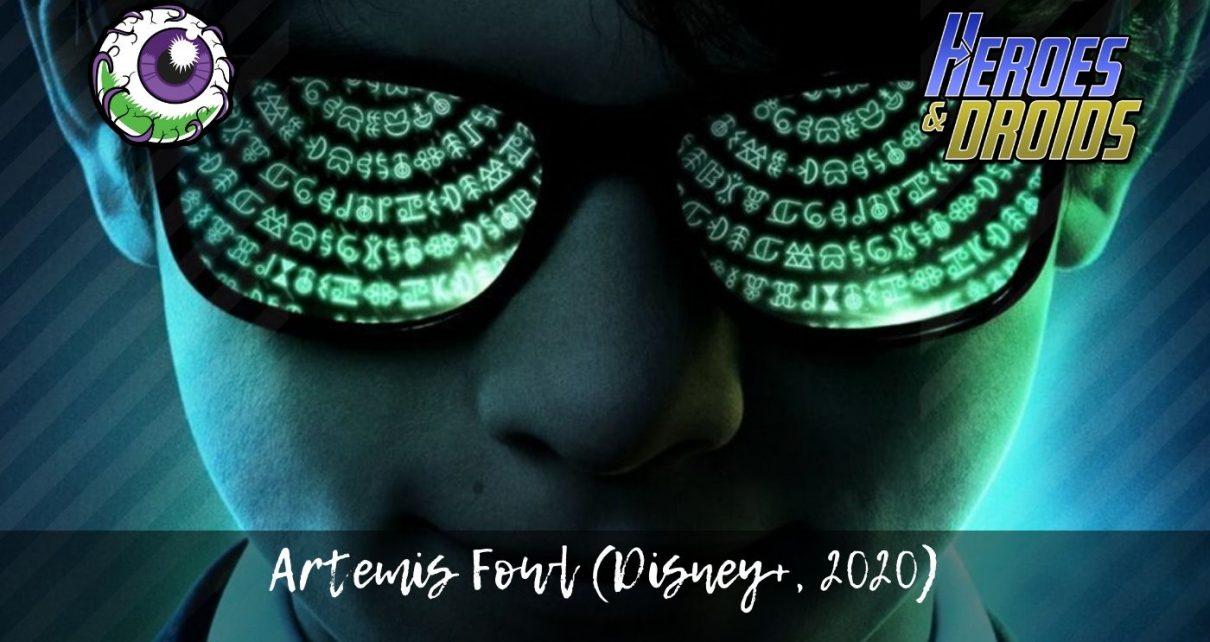 Review of ARTEMIS FOWL