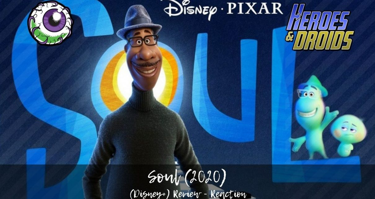 SOUL (2020, Disney+) Review - Animation at Its Finest