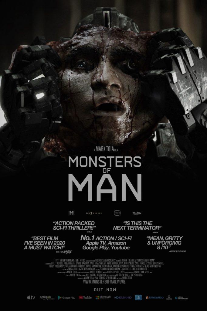 Monstros do Homem - Poster
